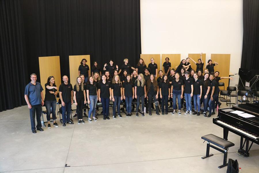 America's Preeminent Choir for Girls