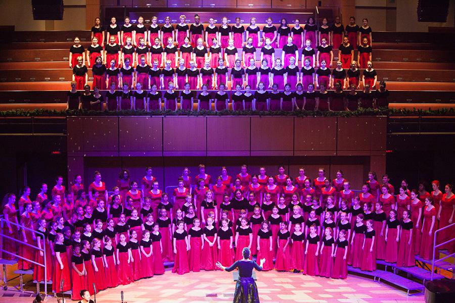 The Philadelphia Girls Choir